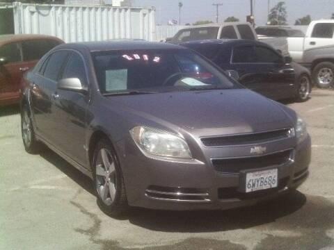 2012 Chevrolet Malibu for sale at Valley Auto Sales & Advanced Equipment in Stockton CA