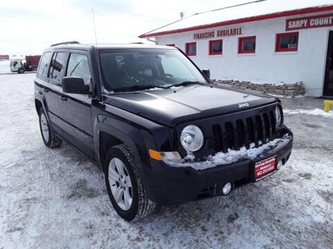 2011 Jeep Patriot for sale at Sarpy County Motors in Springfield NE