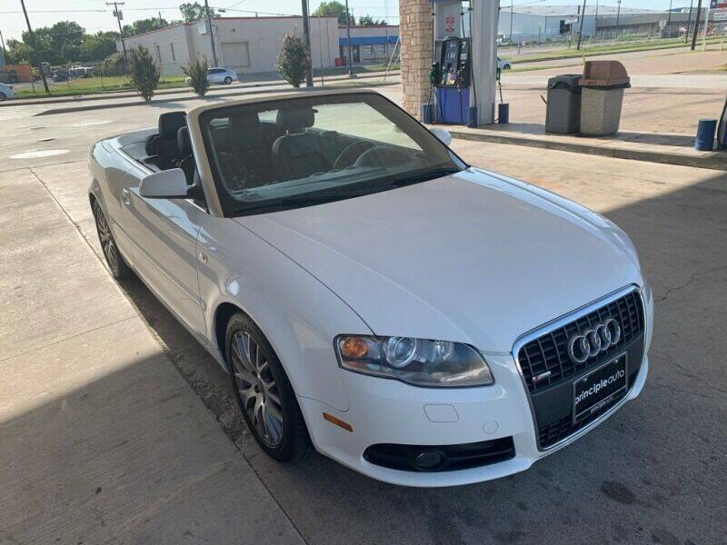 2009 Audi A4 for sale at DFW AUTO FINANCING LLC in Dallas TX