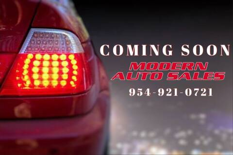 2020 Mitsubishi Outlander for sale at Modern Auto Sales in Hollywood FL