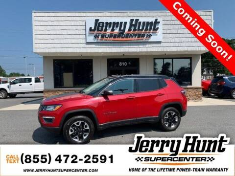 2018 Jeep Compass for sale at Jerry Hunt Supercenter in Lexington NC