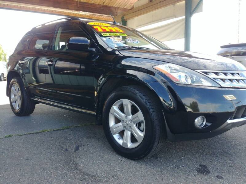 2007 Nissan Murano for sale at Low Auto Sales in Sedro Woolley WA