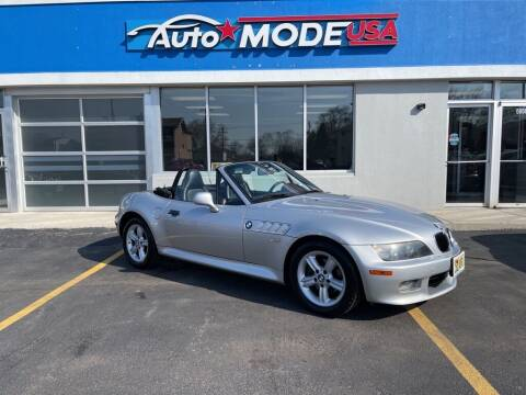 2000 BMW Z3 for sale at AUTO MODE USA in Burbank IL