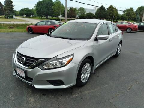 2016 Nissan Altima for sale at Reliable Wheels Used Cars in West Chicago IL