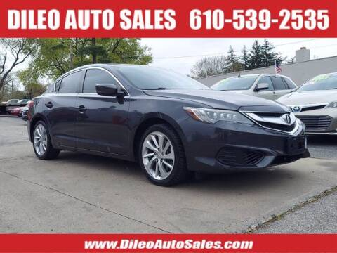 2016 Acura ILX for sale at Dileo Auto Sales in Norristown PA