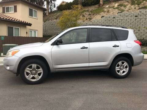 2006 Toyota RAV4 for sale at CALIFORNIA AUTO GROUP in San Diego CA