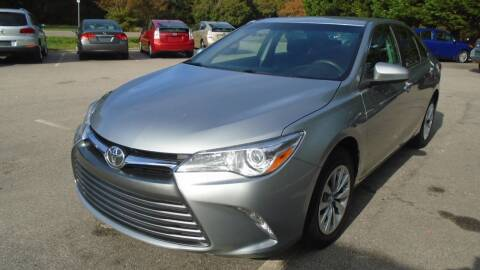 2017 Toyota Camry for sale at SAR Enterprises in Raleigh NC