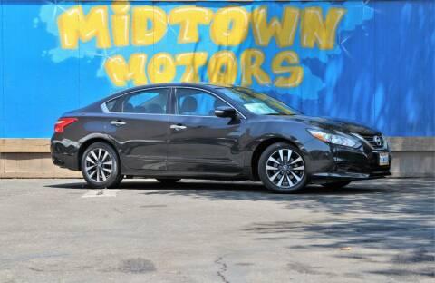 2016 Nissan Altima for sale at Midtown Motors in San Jose CA