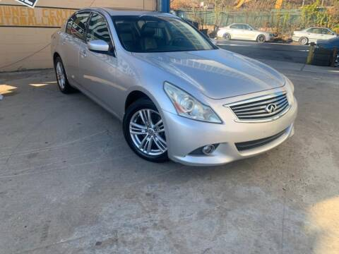 2011 Infiniti G37 Sedan for sale at Excellence Auto Trade 1 Corp in Brooklyn NY