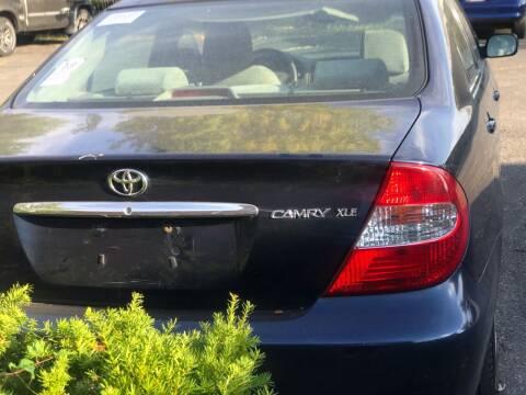 2003 Toyota Camry for sale at Car Kings in Cincinnati OH