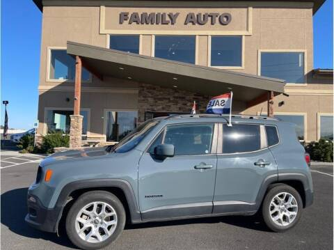 2018 Jeep Renegade for sale at Moses Lake Family Auto Center in Moses Lake WA