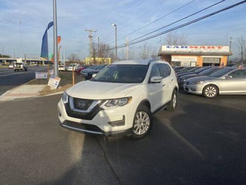 2017 Nissan Rogue for sale at CARMART Of New Castle in New Castle DE