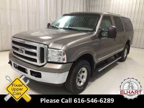 2005 Ford Excursion for sale at Elhart Automotive Campus in Holland MI