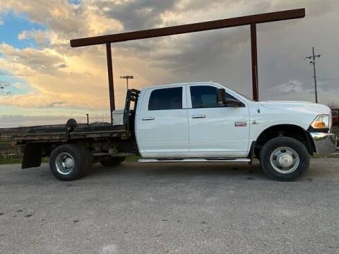 2011 RAM Ram Chassis 3500 for sale at The Ranch Auto Sales in Kansas City MO