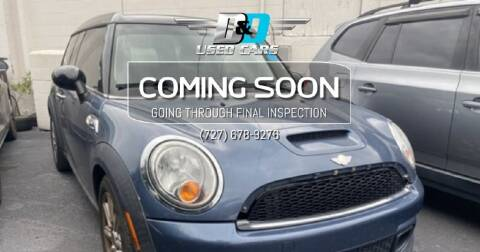 2011 MINI Cooper Clubman for sale at D & D Used Cars in New Port Richey FL