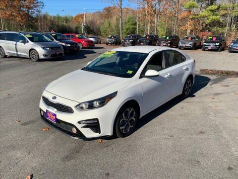 2019 Kia Forte for sale at North Berwick Auto Center in Berwick ME