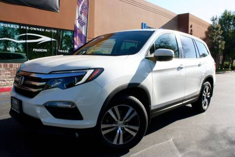 2017 Honda Pilot for sale at CK Motors in Murrieta CA