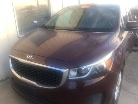 2015 Kia Sedona for sale at Auto Access in Irving TX