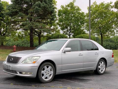 2004 Lexus LS 430 for sale at All Star Car Outlet in East Dundee IL