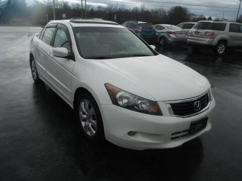 2008 Honda Accord for sale at Morelock Motors INC in Maryville TN