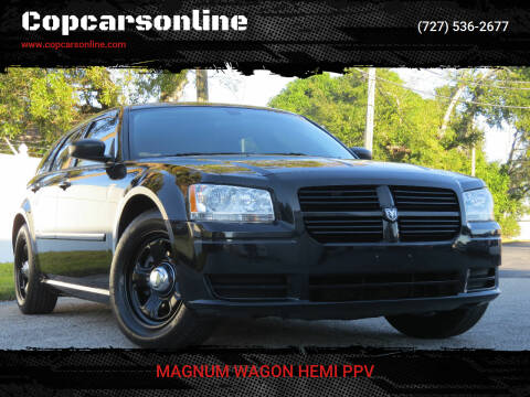2008 Dodge Magnum for sale at Copcarsonline in Largo FL