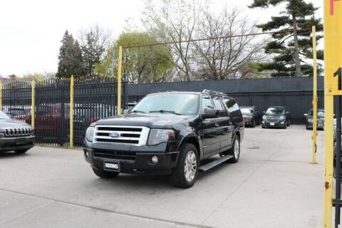 2012 Ford Expedition EL for sale at F & M AUTO SALES in Detroit MI