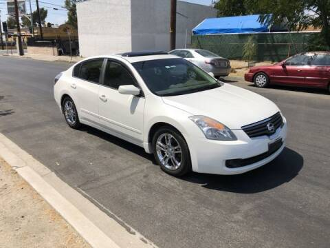 2008 Nissan Altima for sale at Hunter's Auto Inc in North Hollywood CA