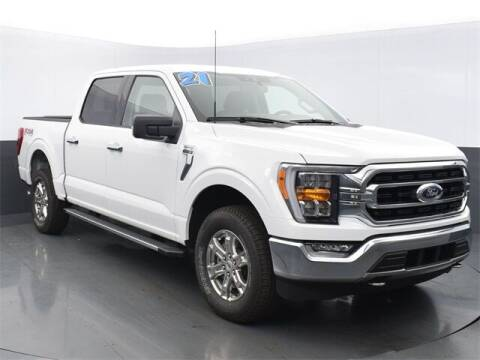 2021 Ford F-150 for sale at Tim Short Auto Mall in Corbin KY