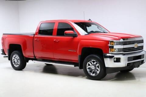 2016 Chevrolet Silverado 2500HD for sale at Carena Motors in Twinsburg OH