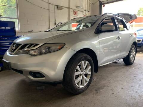 2011 Nissan Murano for sale at Auto Warehouse in Poughkeepsie NY