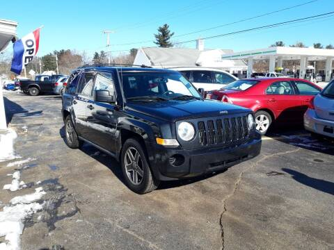 2009 Jeep Patriot for sale at Plaistow Auto Group in Plaistow NH