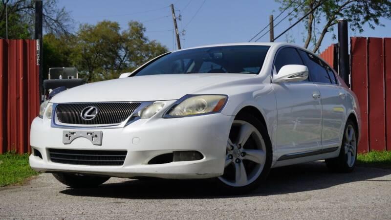 2010 Lexus GS 350 for sale at Hidalgo Motors Co in Houston TX