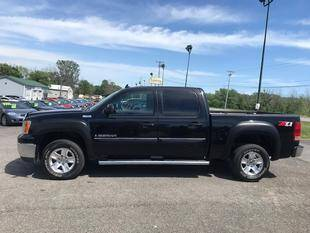 2009 GMC Sierra 1500 for sale at FUSION AUTO SALES in Spencerport NY