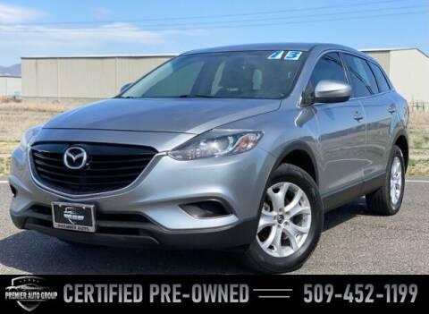 2013 Mazda CX-9 for sale at Premier Auto Group in Union Gap WA