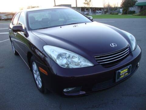 2004 Lexus ES 330 for sale at Shell Motors in Chantilly VA