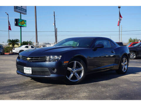 2015 Chevrolet Camaro for sale at Maroney Auto Sales in Humble TX