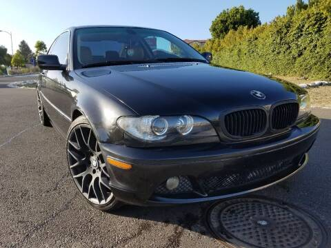 2004 BMW 3 Series for sale at Trini-D Auto Sales Center in San Diego CA