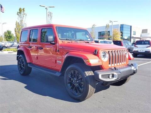 2021 Jeep Wrangler Unlimited for sale at Southern Auto Solutions - Lou Sobh Kia in Marietta GA