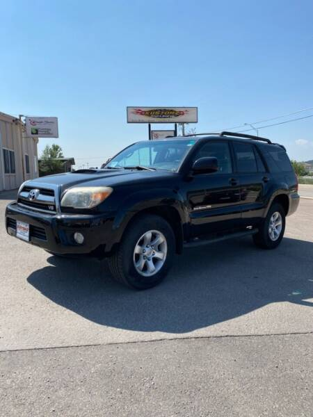 2007 Toyota 4Runner for sale at Kustomz Truck & Auto Inc. in Rapid City SD