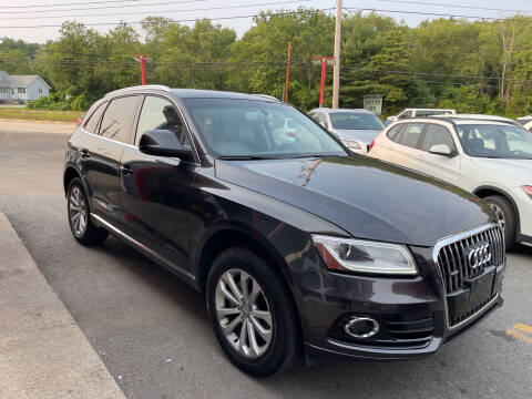 2014 Audi Q5 for sale at Top Quality Auto Sales in Westport MA
