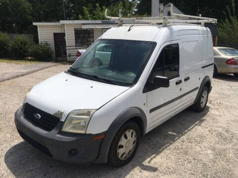 2010 Ford Transit Connect for sale at Deme Motors in Raleigh NC
