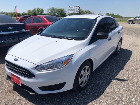 2018 Ford Focus for sale at COUNTRY AUTO SALES in Hempstead TX