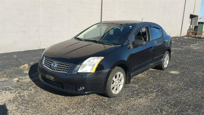 2007 Nissan Sentra for sale at WEINLE MOTORSPORTS in Cleves OH