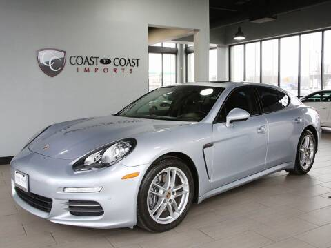 2014 Porsche Panamera for sale at Coast to Coast Imports in Fishers IN