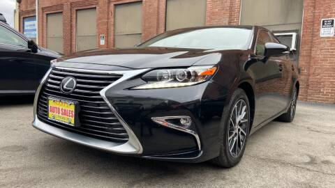 2017 Lexus ES 350 for sale at Rocky's Auto Sales in Worcester MA