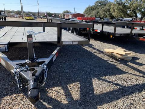 """2021 P & C  - Utility 83"""" X 16' - BR for sale at LJD Sales in Lampasas TX"""