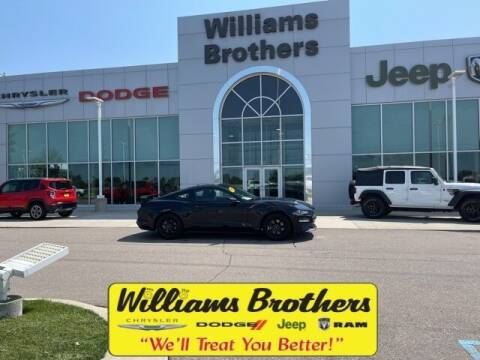 2019 Ford Mustang for sale at Williams Brothers - Pre-Owned Monroe in Monroe MI