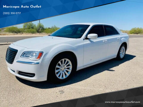 2012 Chrysler 300 for sale at Maricopa Auto Outlet in Maricopa AZ
