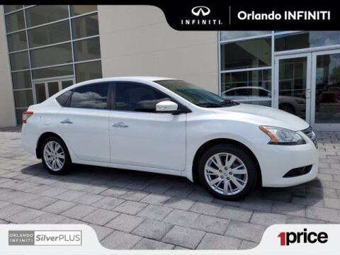 2015 Nissan Sentra for sale at Orlando Infiniti in Orlando FL