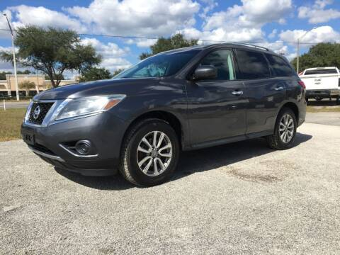 2013 Nissan Pathfinder for sale at First Coast Auto Connection in Orange Park FL